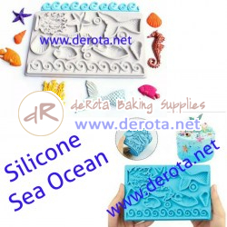 derota-baking-supplies-cetakan-silikon-laut-sea-ocean